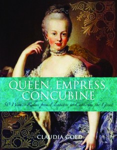 book list Queen Empress Concubine