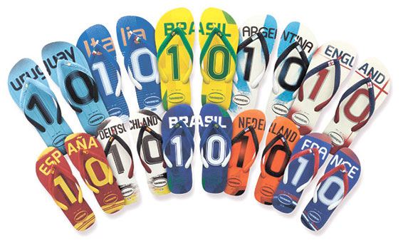 Havaianas Team Collection