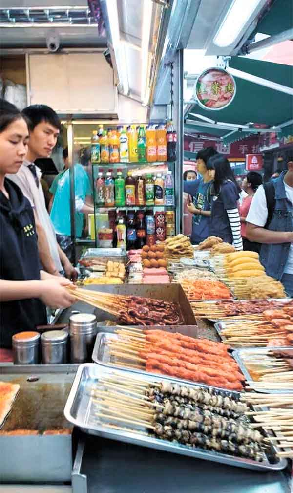 Changsha street food