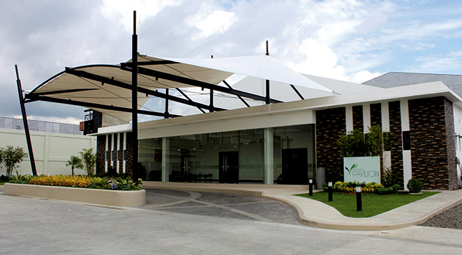 PARTY PLACE. The Sun.Star Best of Cebu 2013 party will be held at the Oakridge Pavilion, which won Best Function Venue.