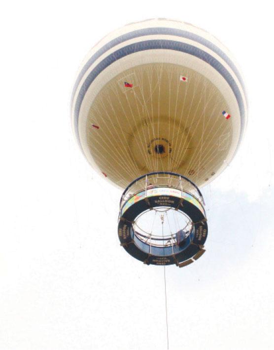 Helium-baloon