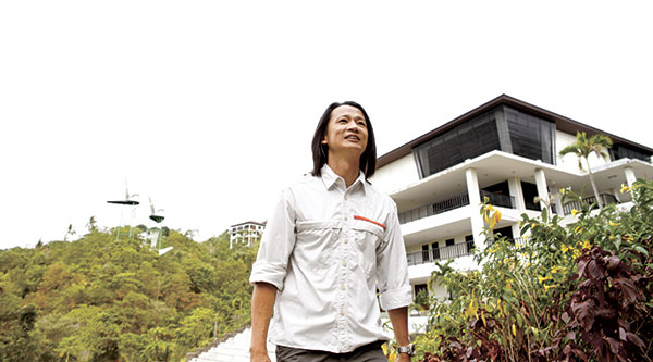 ALL FOR ADVENTURE. Edvan Loh is an adventure education advocate and certified professional who has been with the industry for 15 years. He is now behind Kool Adventure Camp as camp director.