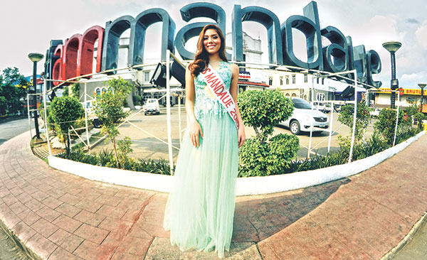 TRUE BEAUTY. Pageants and modeling was never her thing, Ena Velasco confessed. But her first try with pageantry made her appreciate the true beauty of its many causes. Having gained the power of influence, pageant winners, Ena said, should set a good example, since people look up to them.