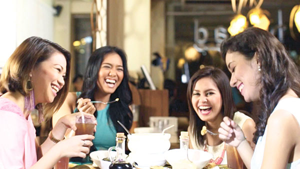 "FOOD FOR THOUGHT. From over a hundred photo and video entries submitted by diners nationwide, nine stories were handpicked as winners in Golden Cowrie's and Hukad's nationwide campaign called ""Kwentong Salu-Salo."" (CONTRIBUTED PHOTO)"