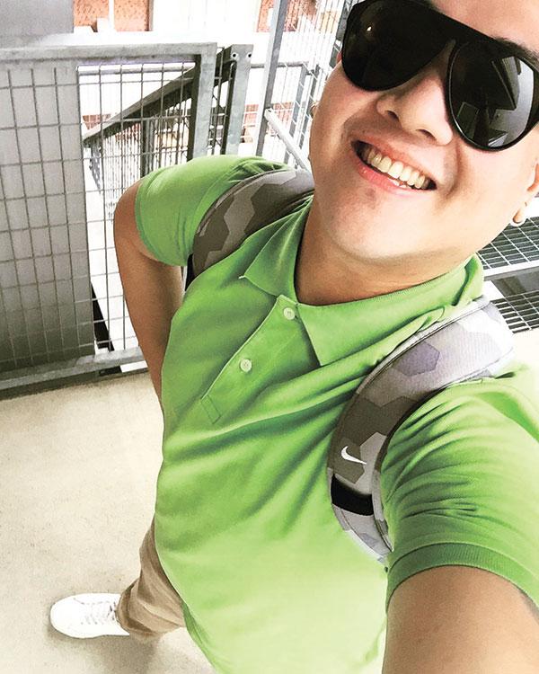 Bright Apple Green