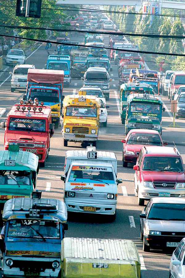 The antiquated jeepney must give way to a modern mass transport system. The antiquated jeepney must give way to a modern mass transport system.