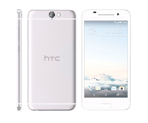 "Featuring a super-thin metal frame with elegant finish, the HTC One A9 offers 5"" full high definition, 1080p, and energy efficient screen. It also has an expandable SD card memory and edge-to-edge Corning Gorilla Glass screen."