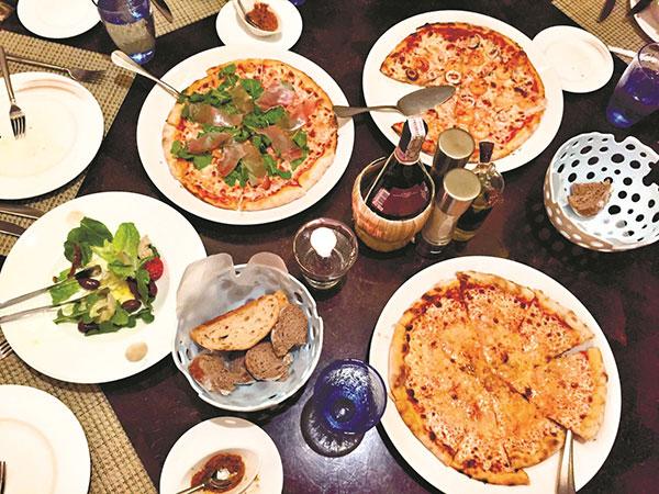 The Italian Feast at Acqua