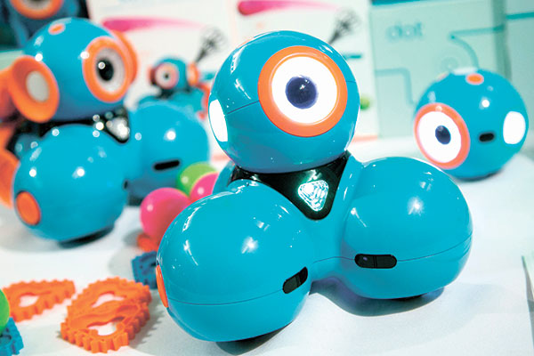 Toys For Techies : There s a new crop of coding toys for techie tykes weekend