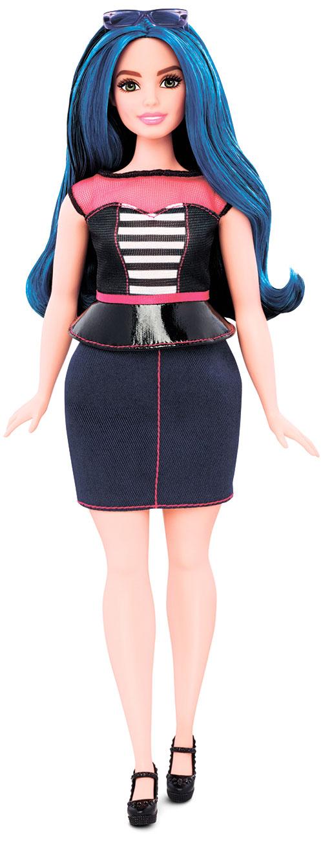 Curvy Barbie Fashionista doll