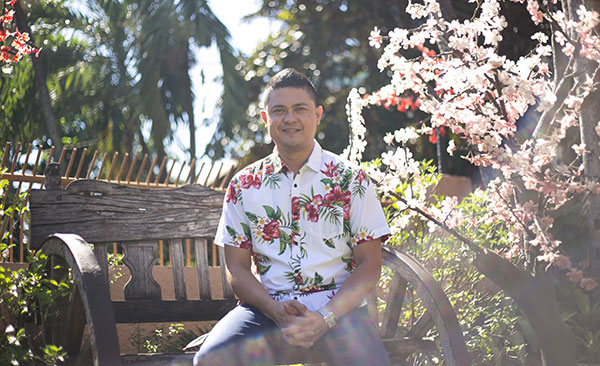 FOOD FOCUS. Despite the many opportunites he had abroad in the world of culinary arts, Jay-r dela Calzada decided to focus on running Cocina Calza, driven by his desire to give back to his family.