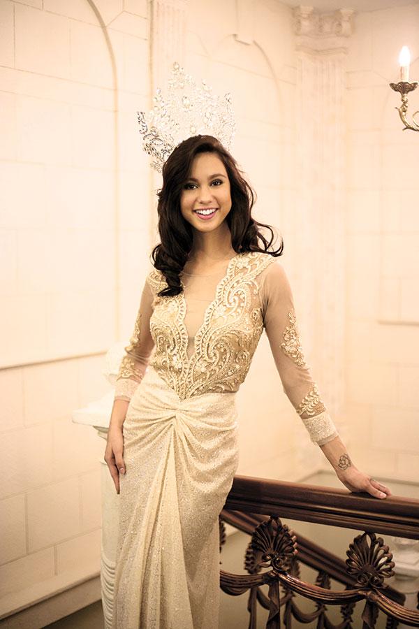 Miss Cebu 2015 Raine Baljak