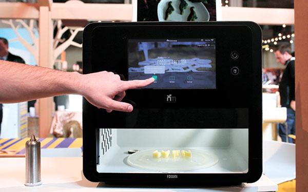 3-D Food Printer