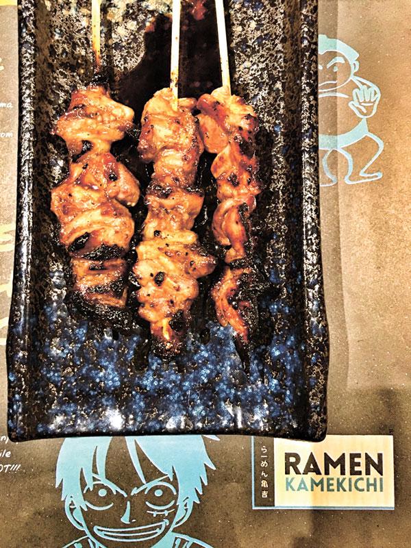 Yakitori (chicken)