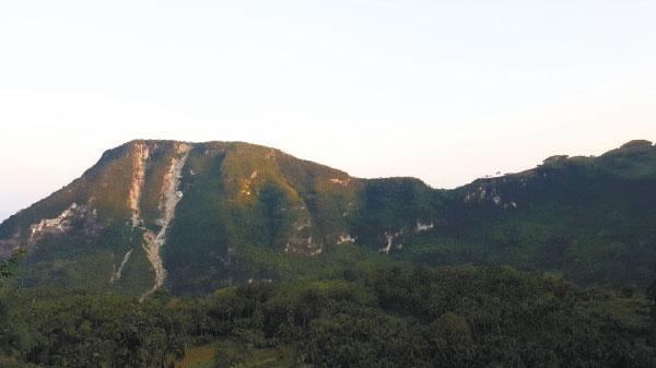 Mount Lantoy