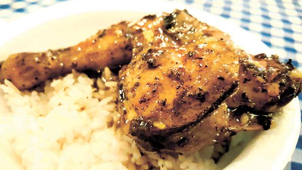 Tausug Spice's Chicken Pianggang