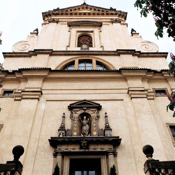 Church of the Infant Jesus of Prague