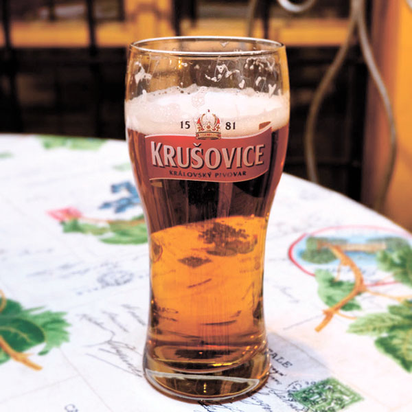 Krusovice Beer