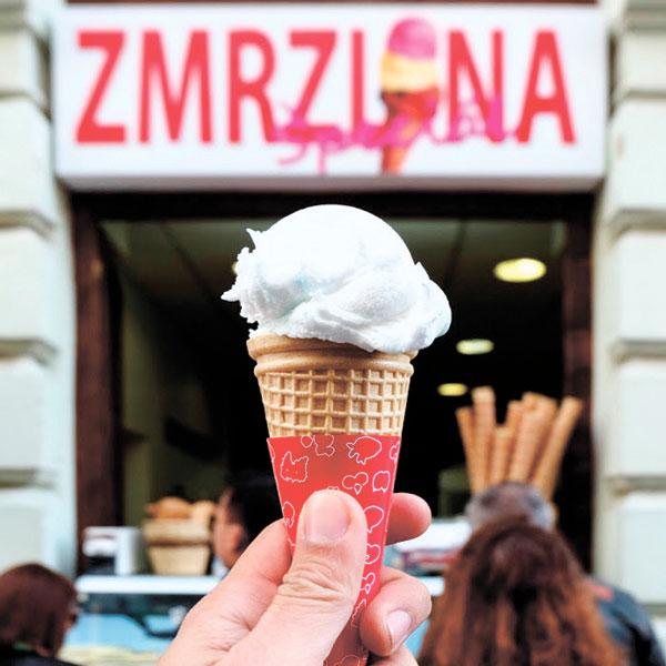 Zmrzlina's