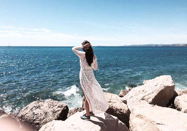 Somewhere along the Côte d'Azur