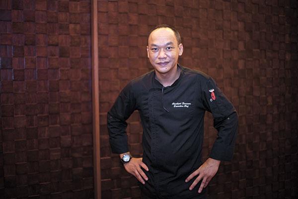 Executive Chef Chachpol Suaisom