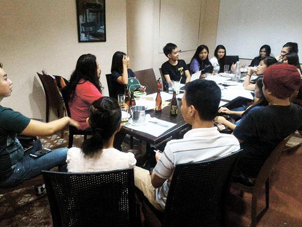 Kagis meet-up session