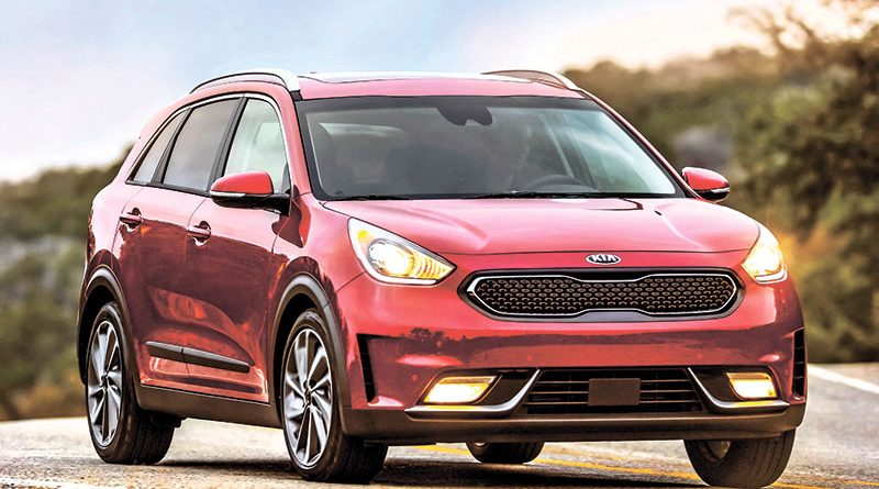 2017 kia niro is most affordable hybrid suv weekend. Black Bedroom Furniture Sets. Home Design Ideas
