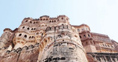 Postcards From India: Jodhpur