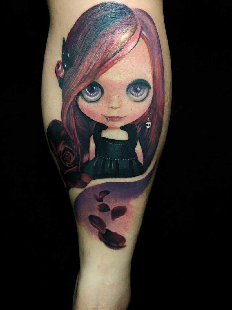 New Tattoo Design: Tattoo Design On Your Mind
