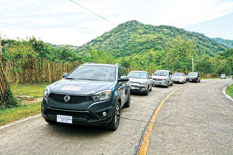 rodius ssangyong 7 places