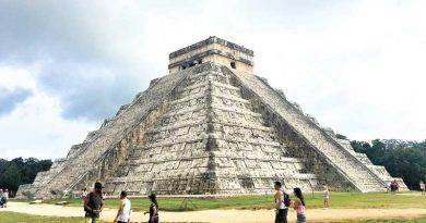 Be back soon, Cancun!